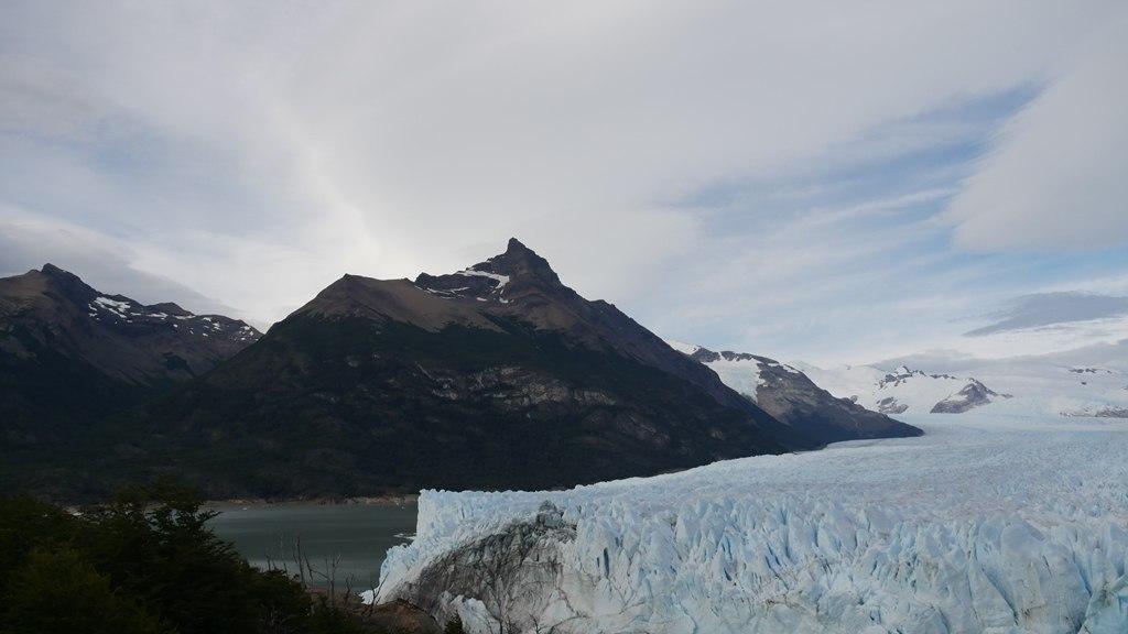 Pont glacier Perito Moreno
