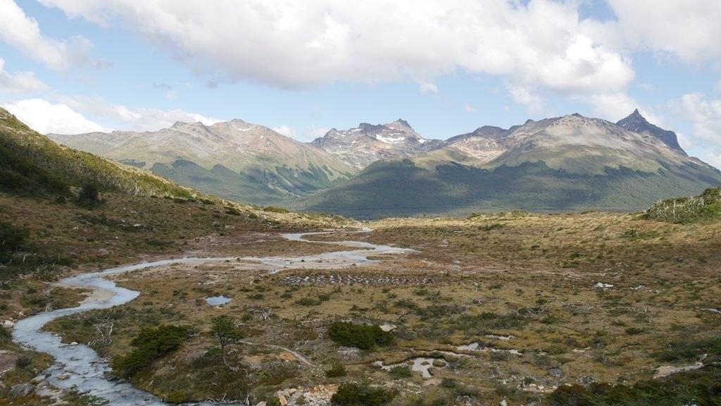 Sentier laguna esmeralda