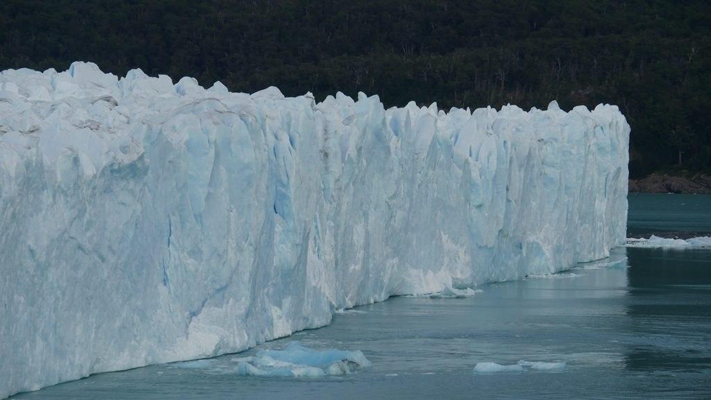 Icebergs Perito Moreno