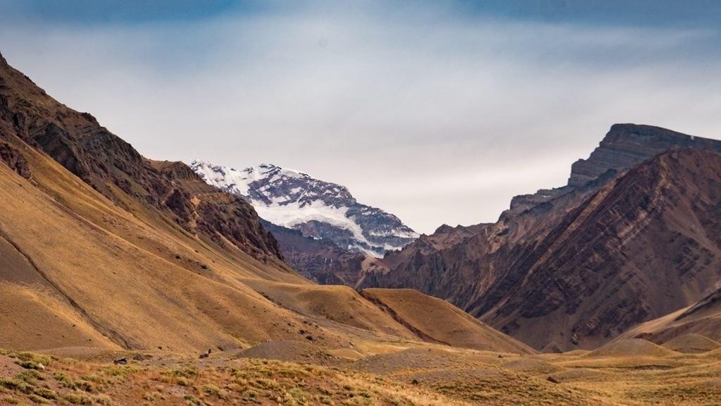 Cerro Aconcagua Mendoza