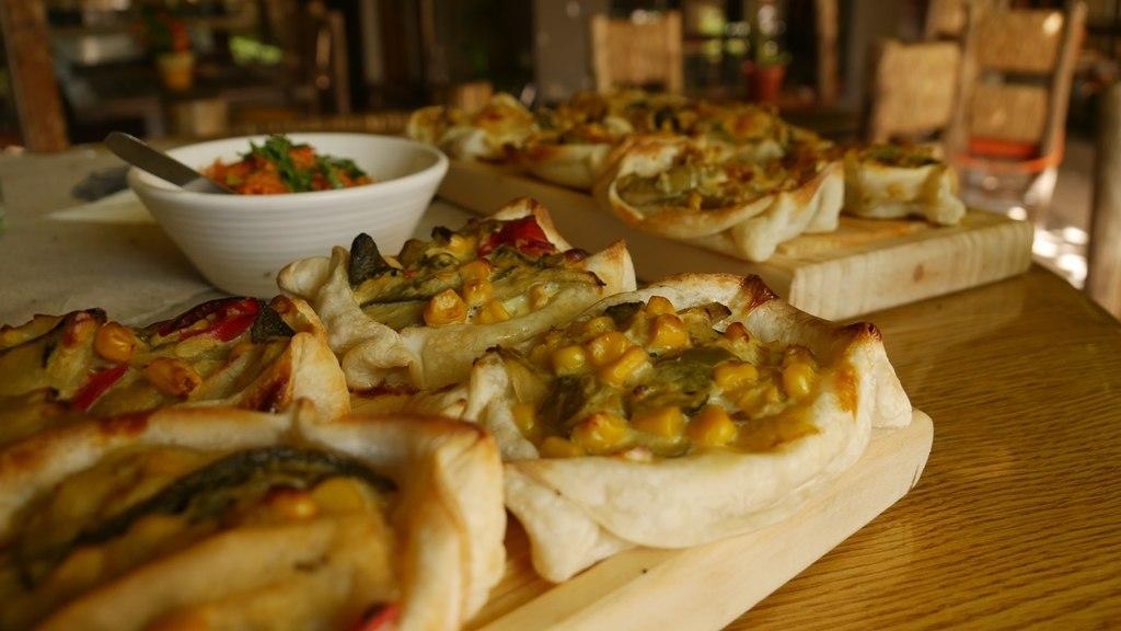Des empanadas végé aux saveurs du soleil - Journal de bord en Argentine