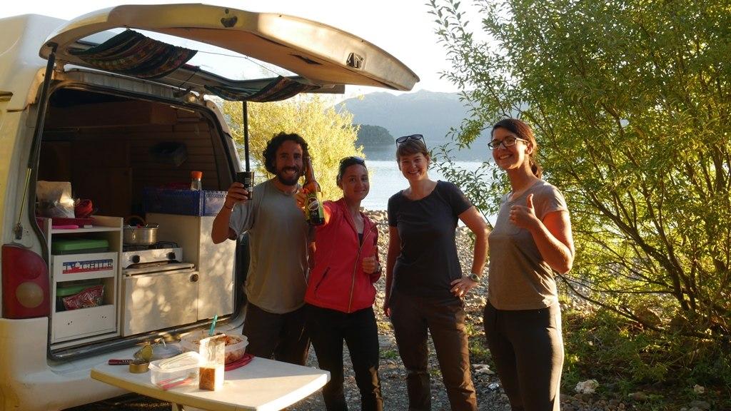 Rencontre avec les Géonautrices, Enora et Candie - Journal de bord en Argentine