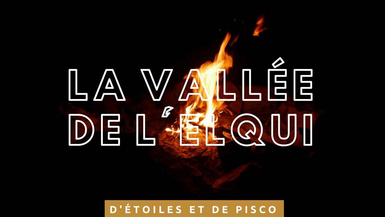 La vallée de l'Elqui, d'étoiles et de Pisco