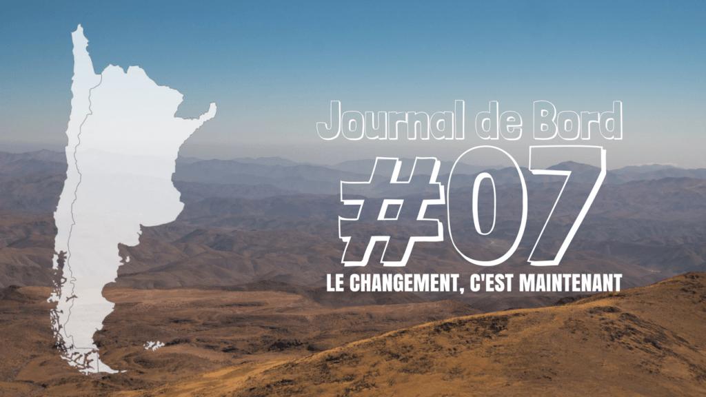 Journal de bord 07 Deux Évadés