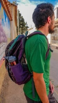 Patagonia Black Hole Backpack 25L : En ville