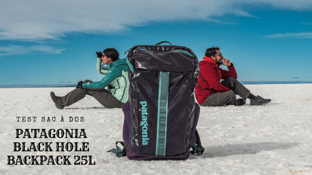 Test sac dos Patagonia Black Hole Backpack 25L