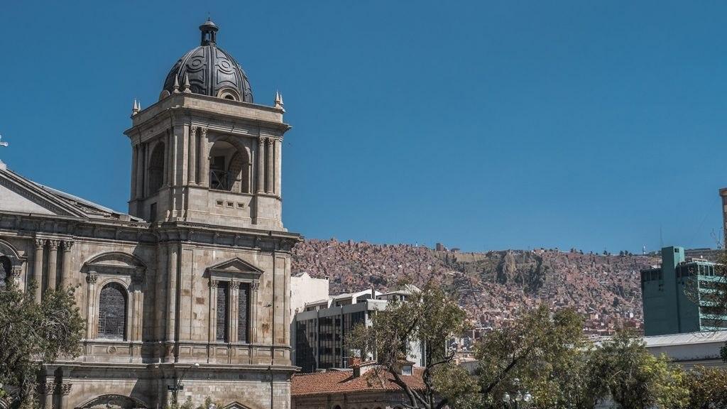 Architecture La Paz