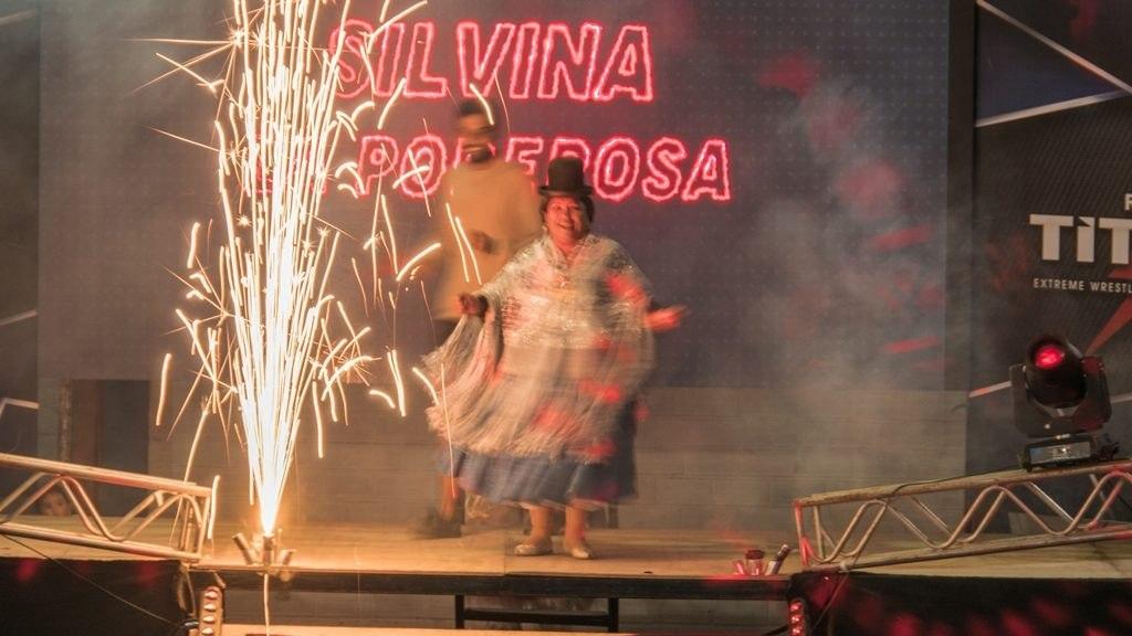Le spectacle des cholitas La Paz