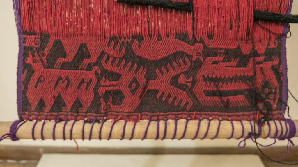 Museo de los textiles andinos La Paz