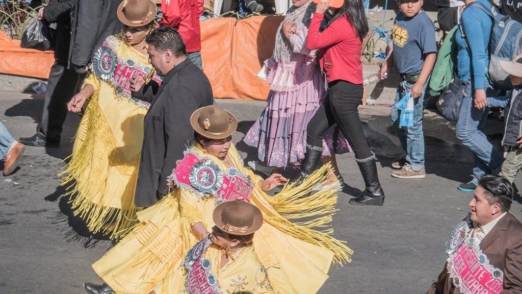 Festival danse La Paz