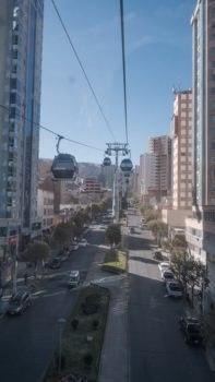 Téléphérique La Paz