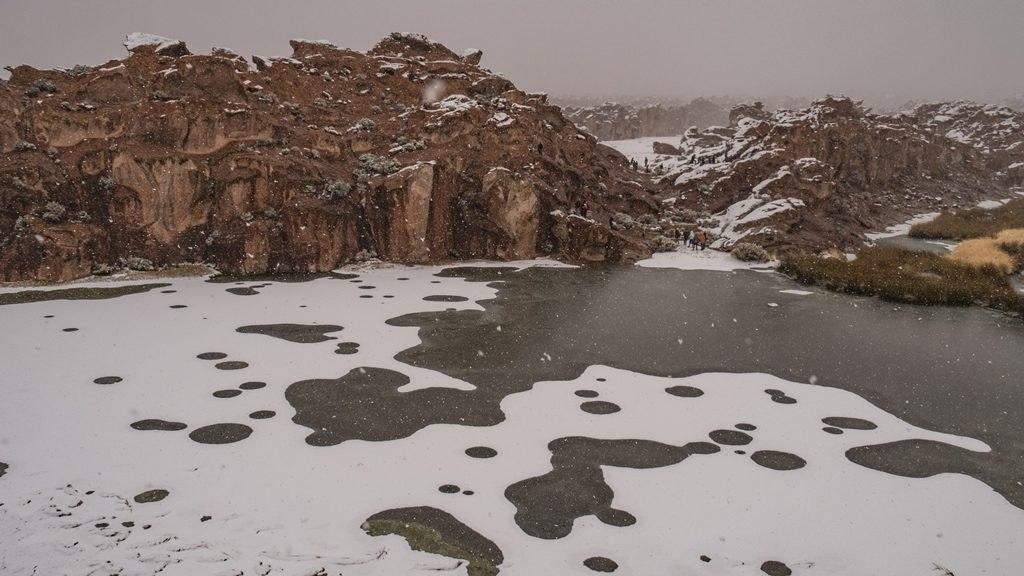 Laguna negra - Sud lipez
