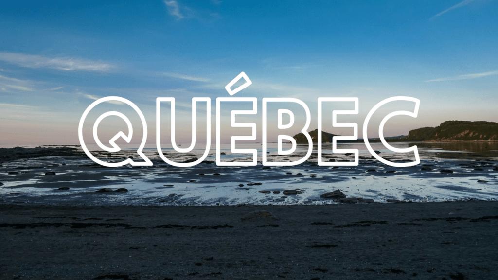 Canada Québec Deux Evades