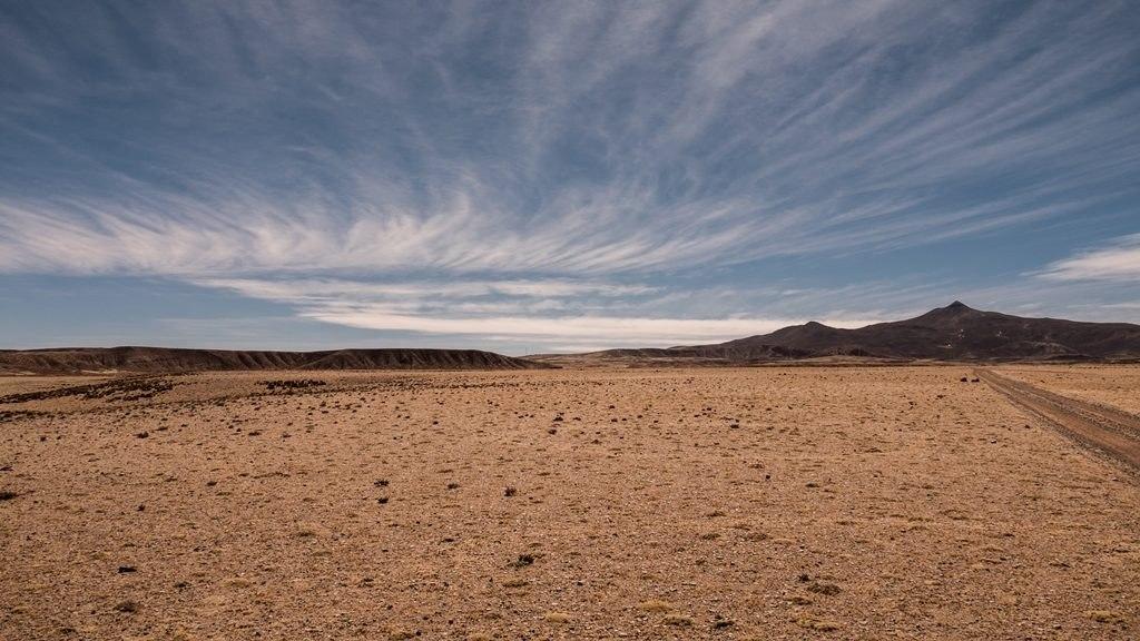 Paysages de l'altiplano au Sud Lipez