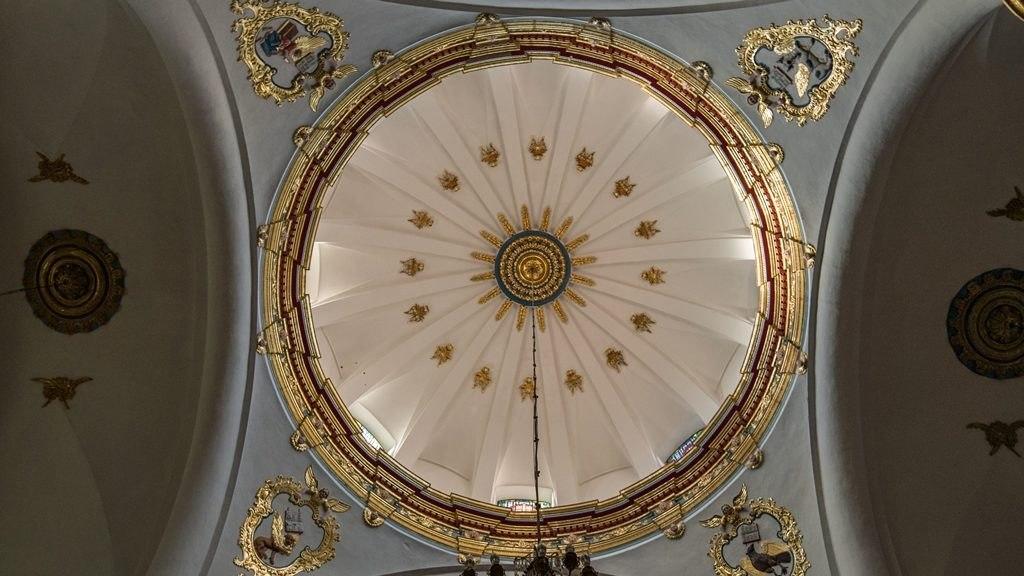 Intérieur Cathédrale Potosi
