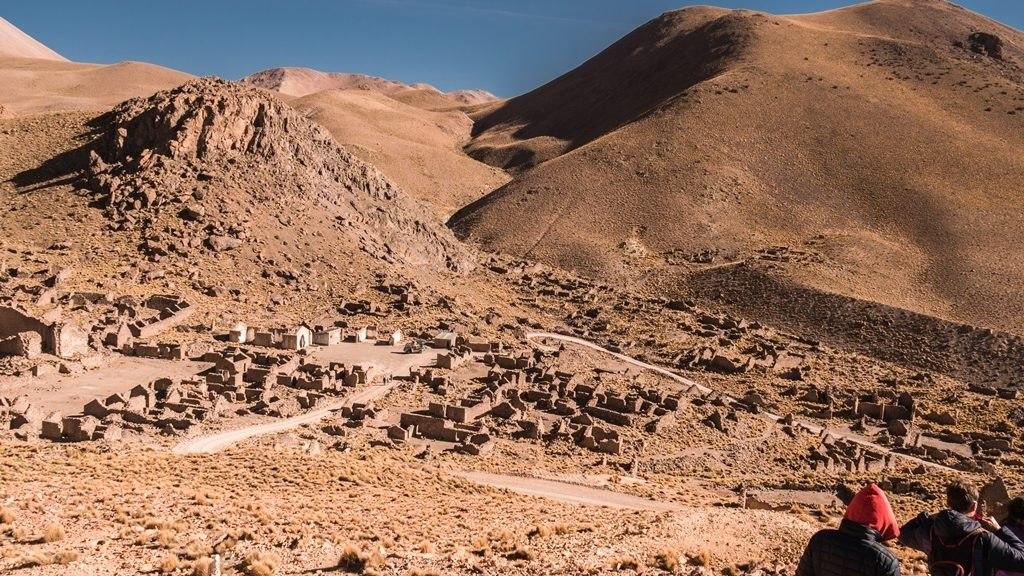 Ruines San Antonio de Lipez - Sud Lipez