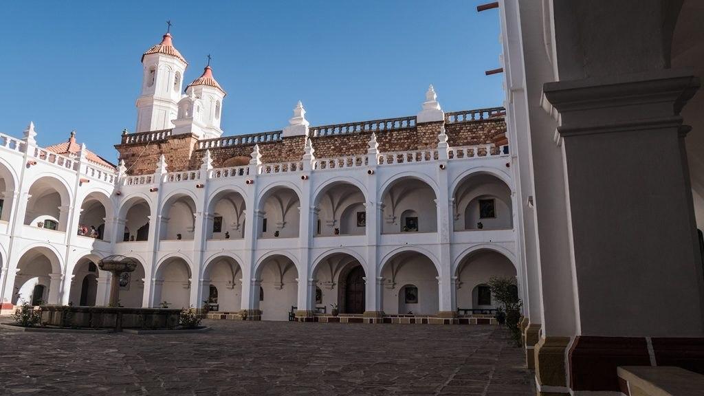 Couvent San Felipe de Neri Sucre Potosi