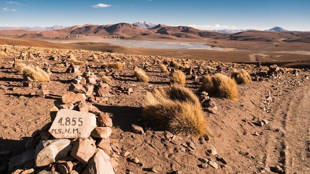 4 855 mètres en Bolivie au Sud Lipez