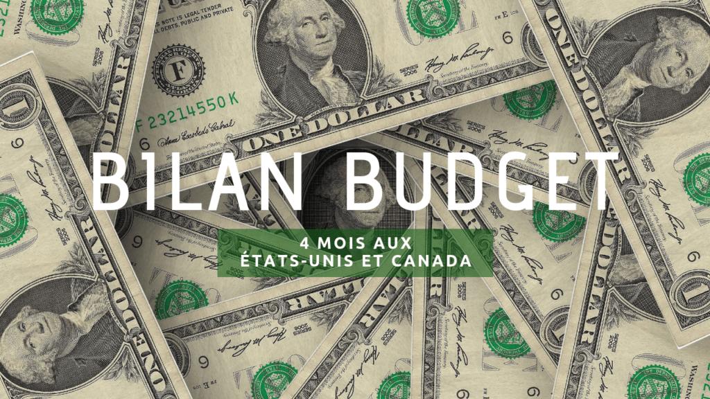 Bilan du budget Deux evades