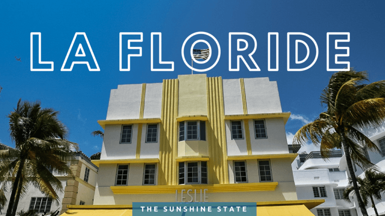 La Floride, the sunshine state, visite du sud en 10 jours