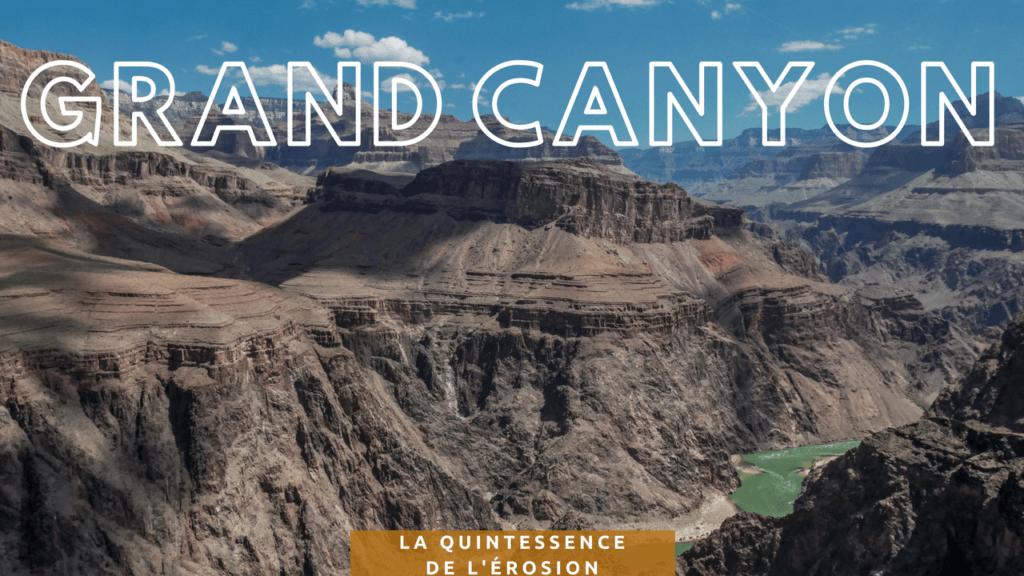 Grand Canyon États-Unis Deux évadés