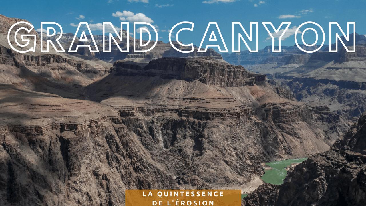 plateau quintessence de la du Canyon colorado Grand du l'érosion Oa7Sw