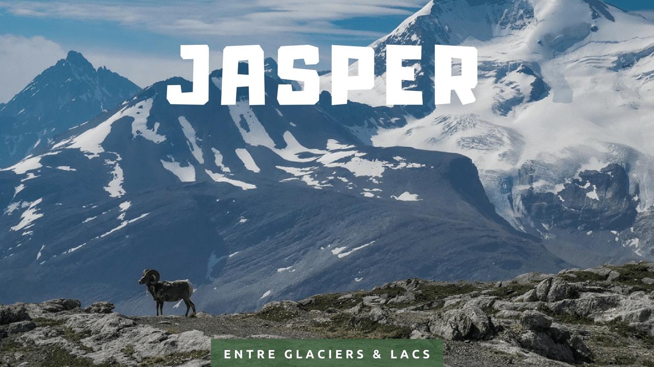 Jasper Canada deux evades
