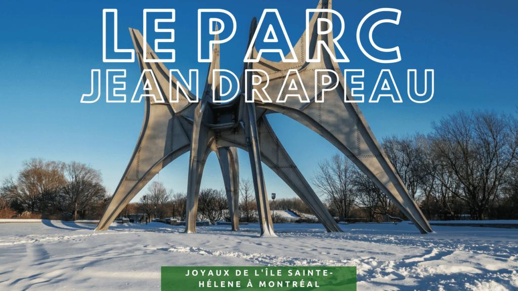 Parcs Jean-Drapeau Montréal Deux évadés