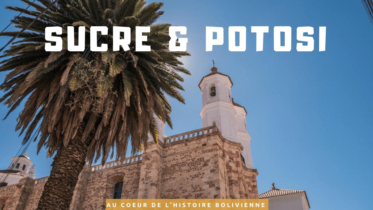 Sucre Potosi Bolivie Deux Evades