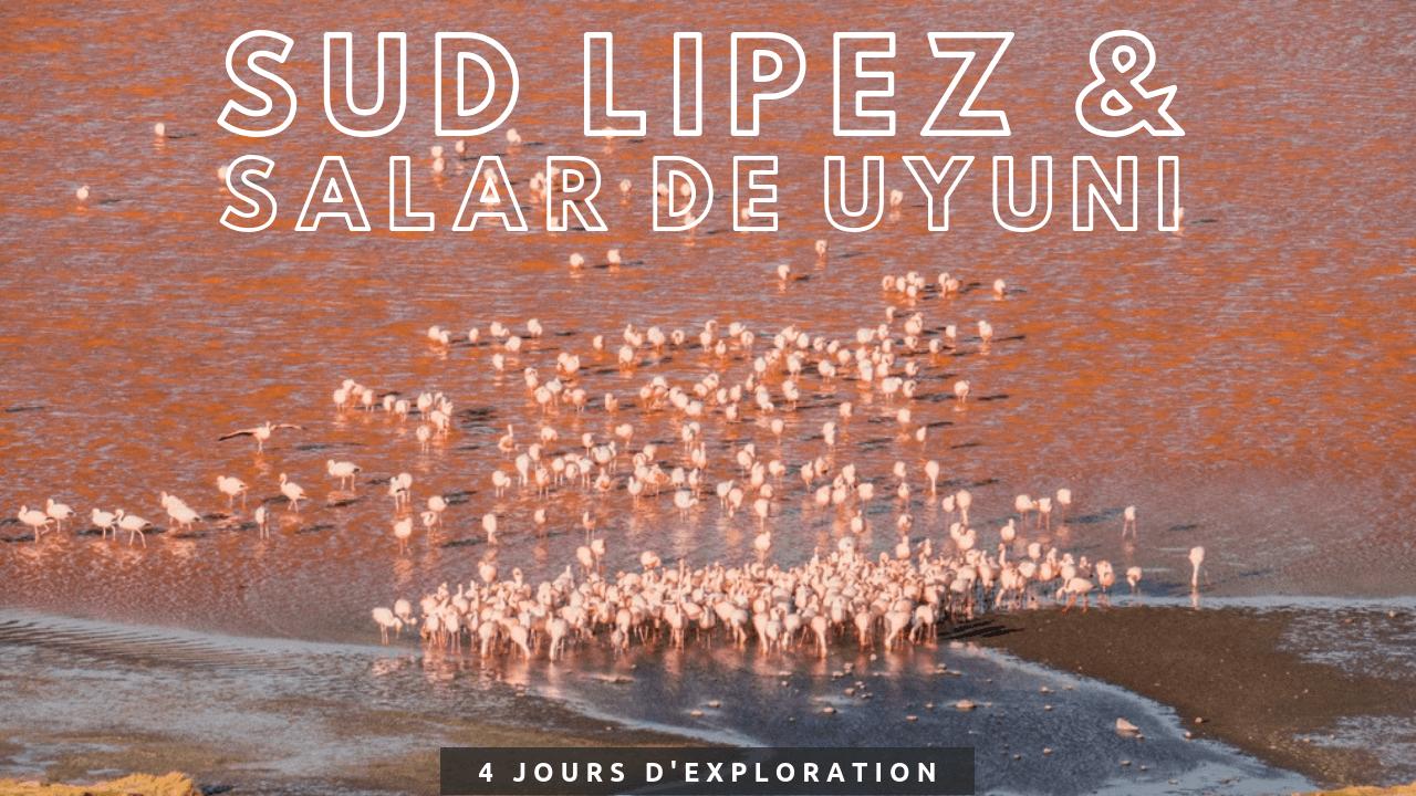 Sud Lipez et Salar de Uyuni Deux évadés