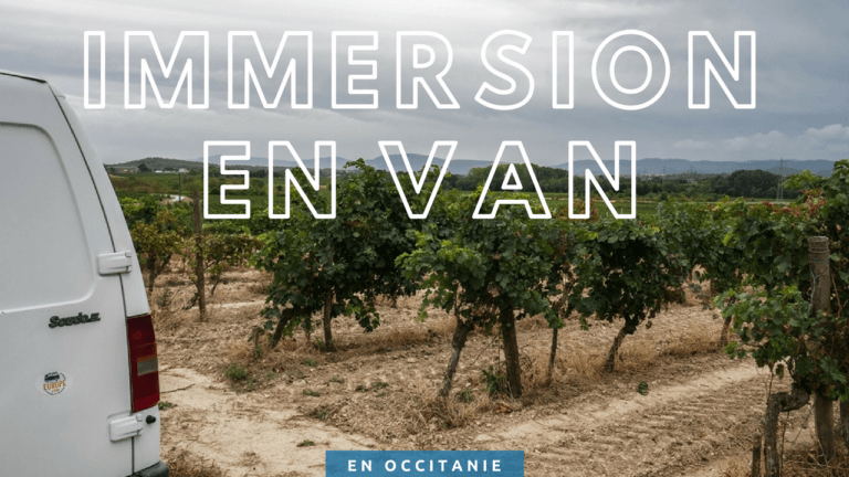 Immersion en van aménagé en Occitanie