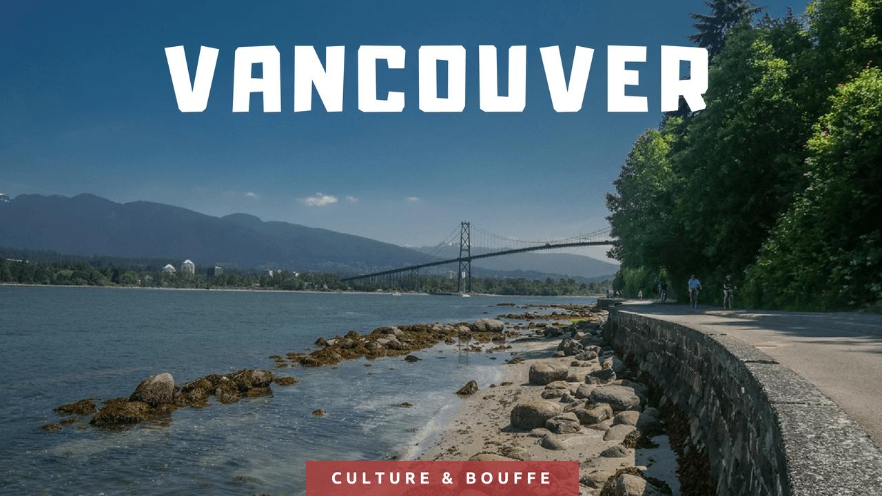Vancouver Canada deux evades