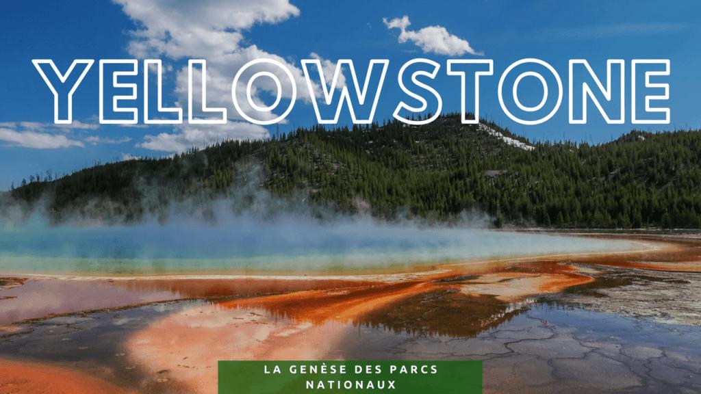 Yellowstone États-Unis Deux évadés