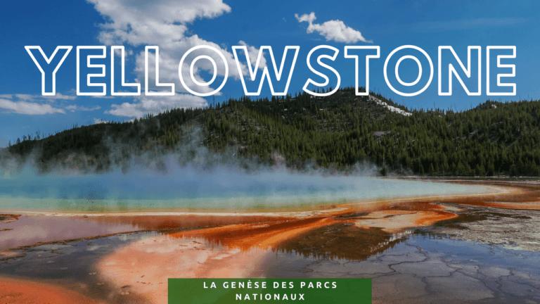 Yellowstone, la genèse des parcs nationaux