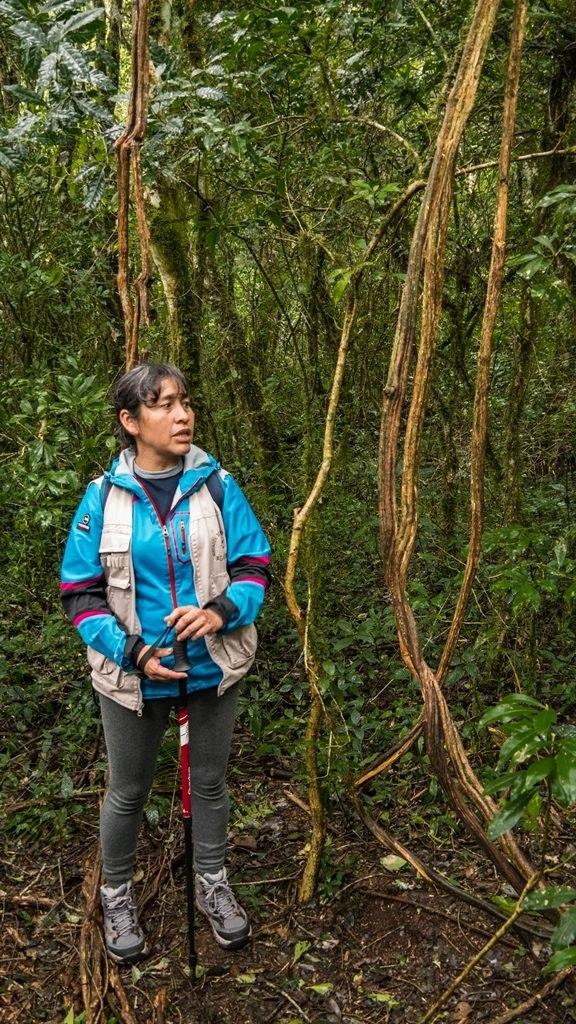 Jacqueline Samaipata Tours Deux évadés