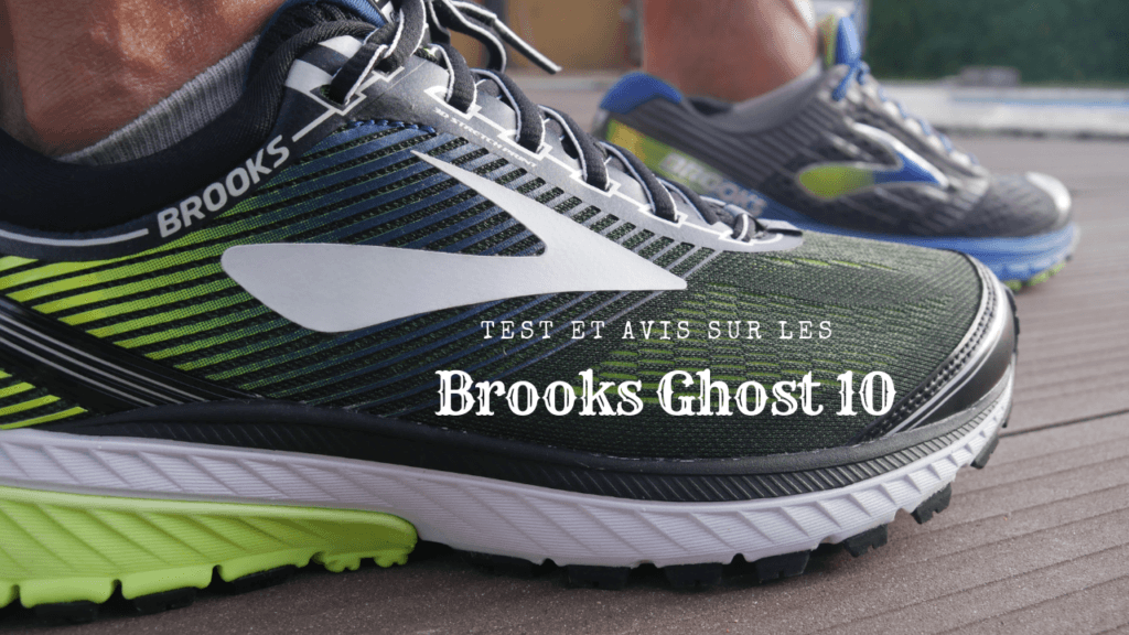 Brooks Ghost 10 Deux Evades