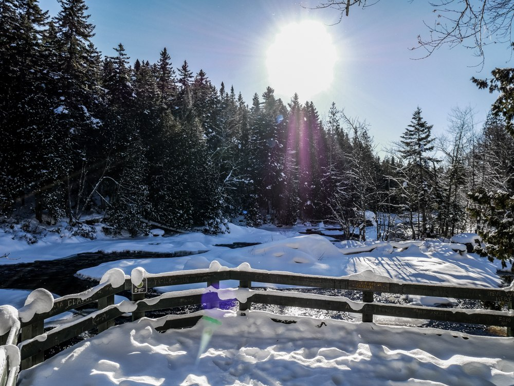 Parc national du Mont Tremblant Laurentides