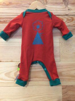 Pyjama bebe merinos made in france