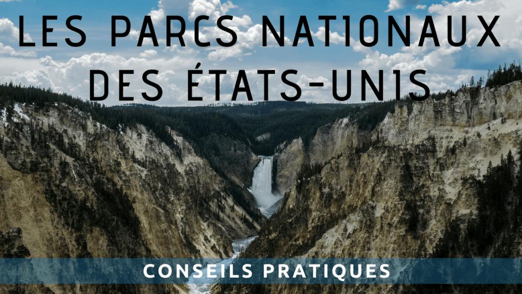 parcs nationaux des états-unis deux évadés