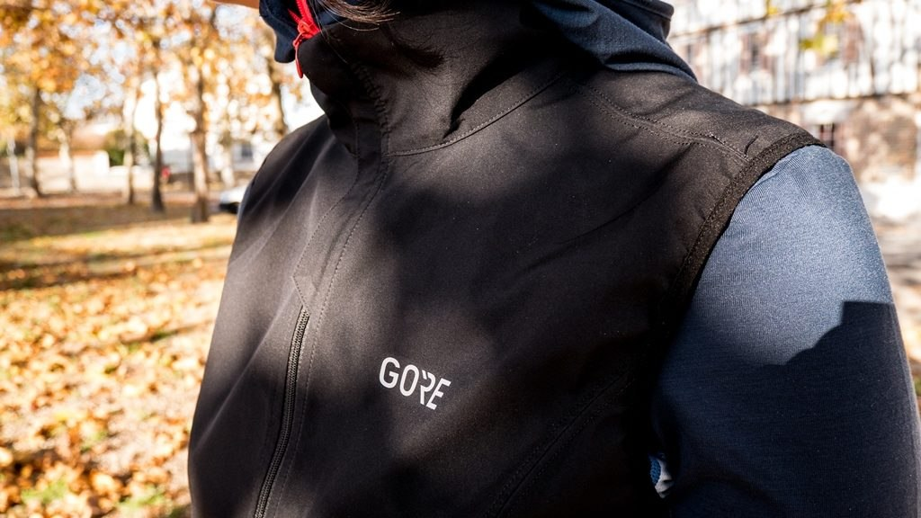 Gore wear gilet R3 windstopper