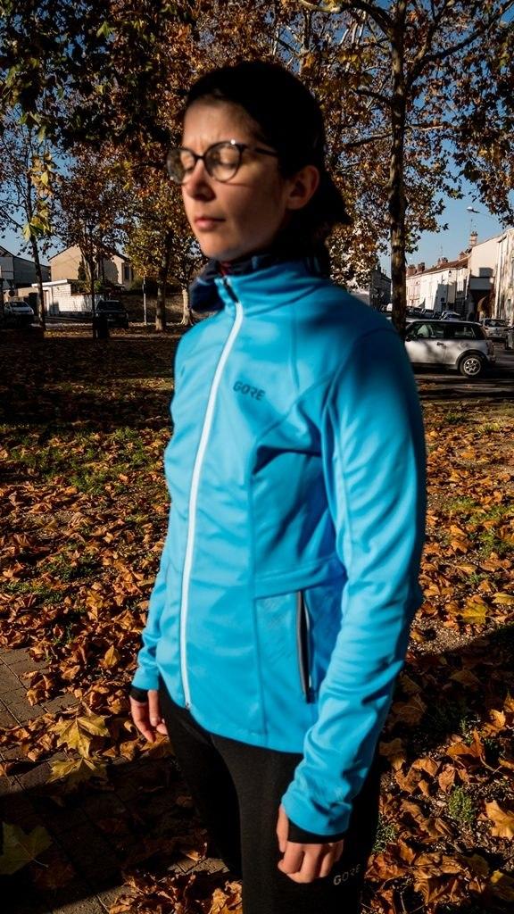 Gore wear veste R5 windstopper