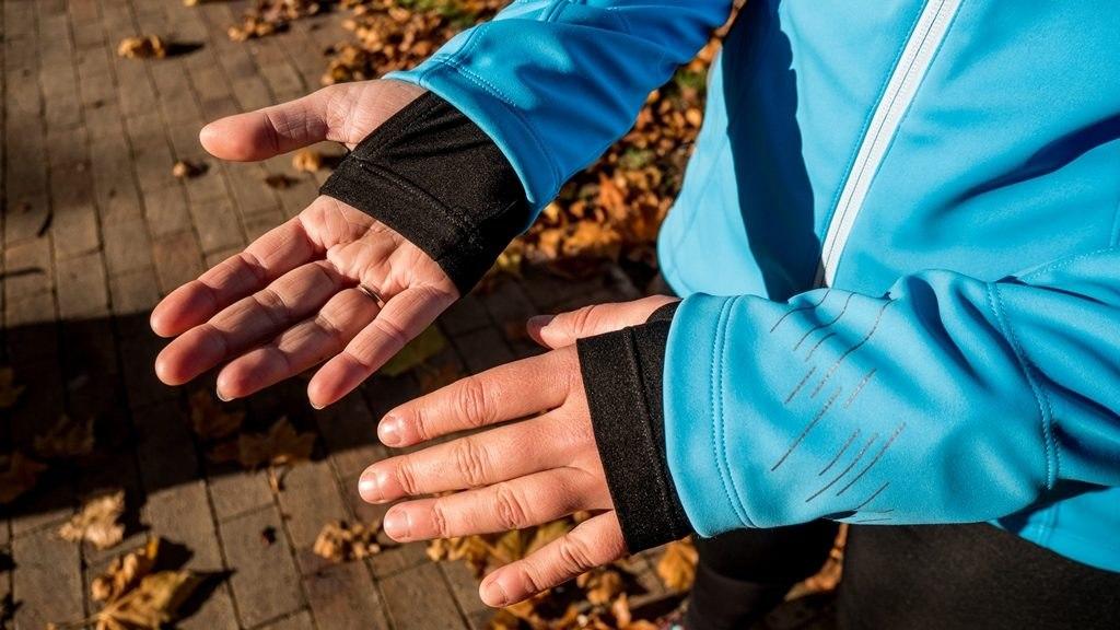 Gore wear veste R5 windstopper passe main