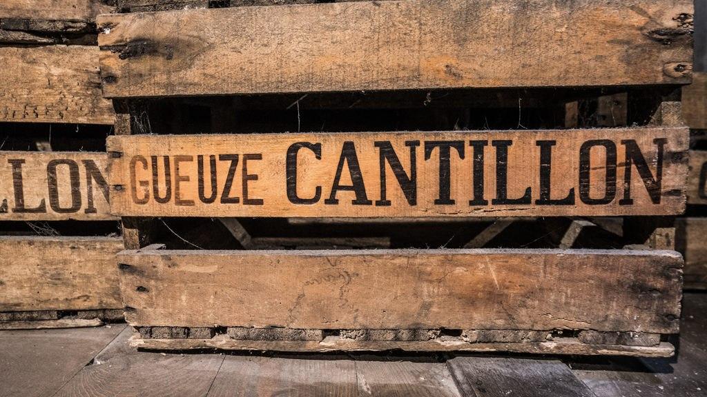 biere Cantillon Bruxelles