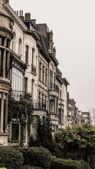 Quartier Art nouveau visiter Bruxelles