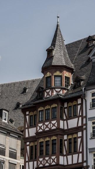 Place Romerberg visite Francfort