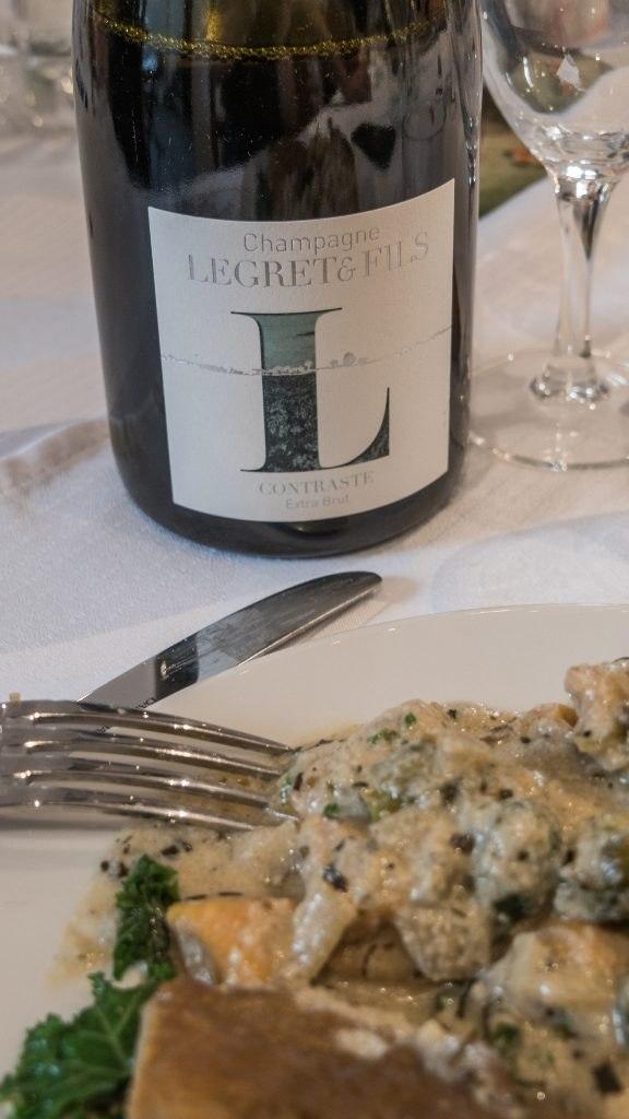 Champagne Legret