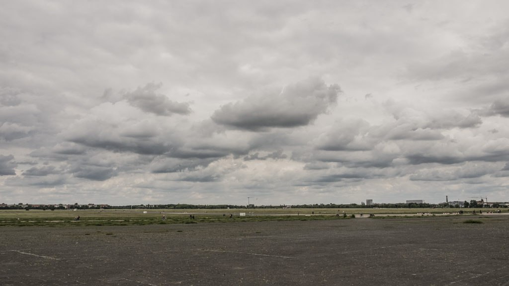 Vue Templehofer Feld