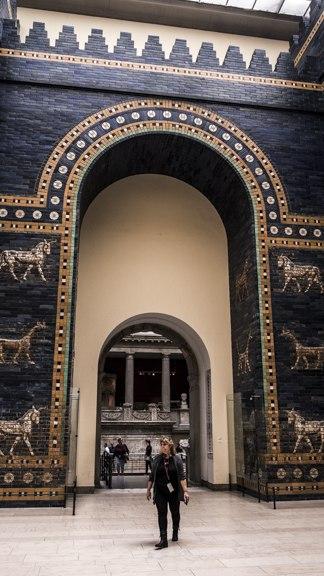 Porte Ishtar Pergamon Musée
