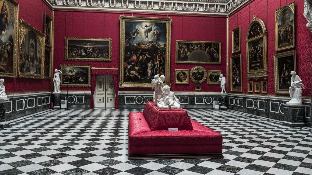 Hall Rafael Sanssouci