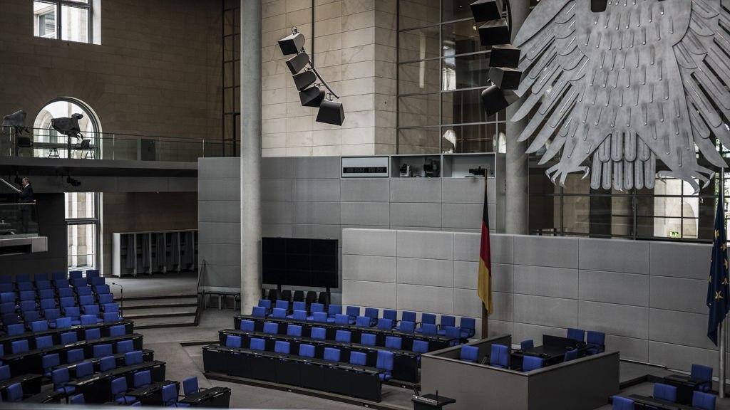 Salle plénière Bundesrat
